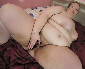 Lets have some fun with this naughty huge mature slut