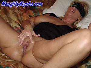 Blindfolded and Fucked