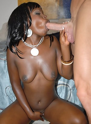 Lovely madam is taking off her yellow lingerie and presenting her man with unforgettable interracial sex. She is going wild about his strong cock.