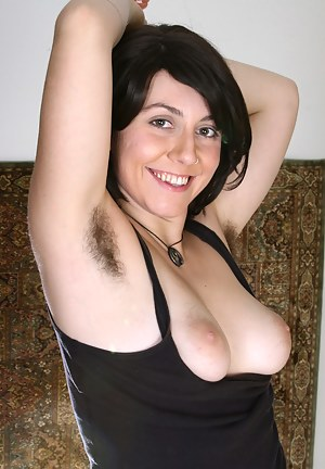 Raven is a unrivaled natural beauty here at WeAreHairy.com. She is simply hairy from head to toe, and isn't afraid to show it to the world. Enjoy!