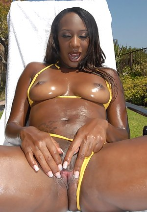 Meet this awesome chocolate slut playing with her lover's white cock with pleasure. She is feeling great fucking with him in hardcore manner.