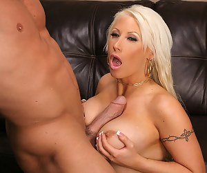 Super sweet babe shows her seduction skills. Watch tremendous Candy Manson demonstrate her forms and have a big cock inside of her holes.
