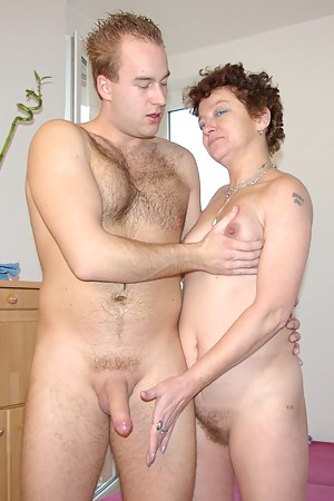 Horny mature slut takes it any way she can
