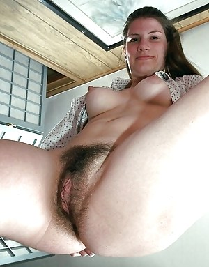 Hairy pussy milf