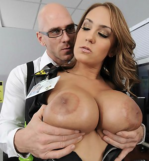 There are so many wild fuck tricks this fire woman is going to show to her partner. She is taking care of this bald man's big boner wildly.
