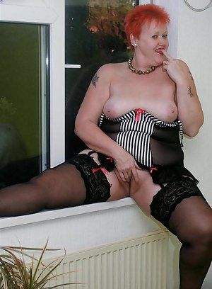 It's great fun giving my neighbours an eyeful, and the guy over the road always sends me an email to say how hot I looke